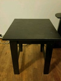 square black wooden side table Tallahassee, 32304