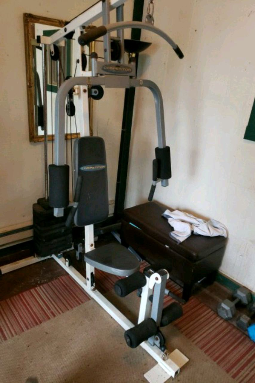 Used home gym for sale in gettysburg letgo