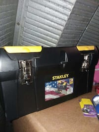 Stanley tool box with tray Windsor, 23487