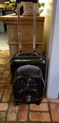 Darth Vader Hard Case Suitcase  Oklahoma City, 73122