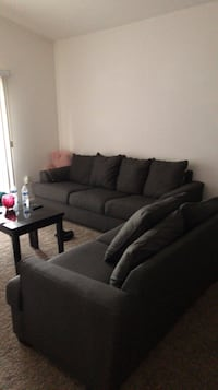Living room set couch and tables 2279 mi