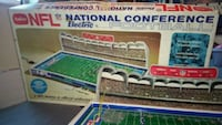 NFL Electric Football Shake Game with Box & Pieces Junction City, 97448