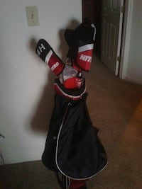 black and red golf bag Greenville, 27834