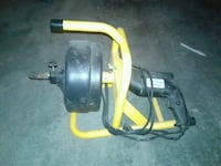 yellow and black power tool 3128 km