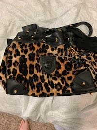 NEW Juicy Couture leopard print Daydreamer bag!