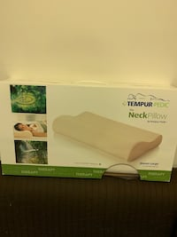 Tempurpedic neck pillow Queen large 2 available sold separately or set Great Falls, 22066