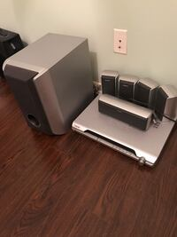 Sony s-master 5.1 Home theatre system