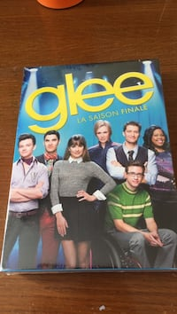 Glee final season dvd étui Tours, 37000
