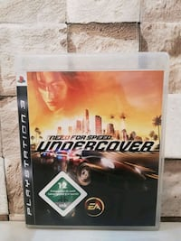 NEED FOR SPEED UNDERCOVER PS3 ORJİNAL OYUN  Saray Mahallesi, 07400