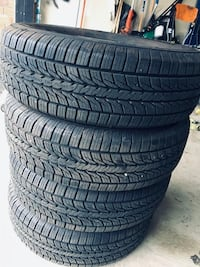 New All season tires - 225/70R16 Brampton, L6X