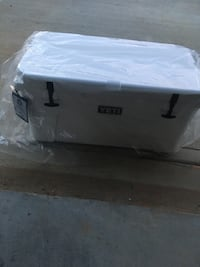 Yeti 65.   Brand new never used  Dallas, 30157