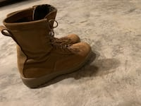 Coyote Brown Boots Size 9 - Military OCP Suitland, 20762
