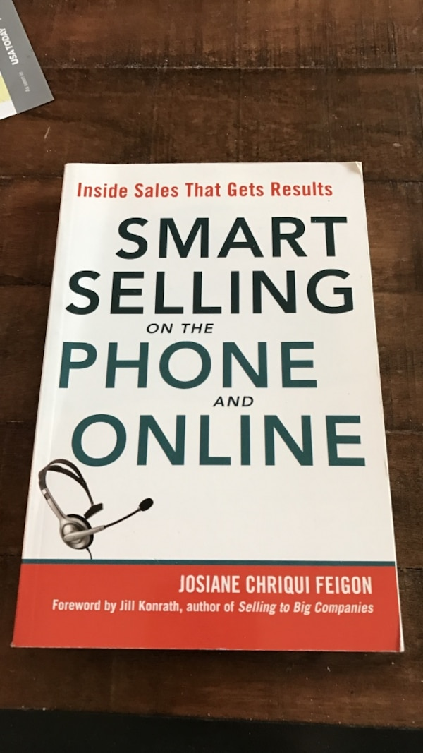 smart selling on the phone and online inside sales that gets results
