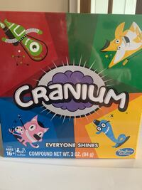 Cranium Board Game NEW in package Barrie, L4N 4P9
