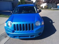 2008 Jeep Compass Sport SUV, low kms Calgary, T2Y