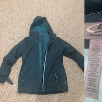 Two in one rain coat and winter jacket Calgary, T2X 2B6