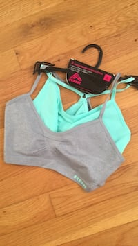 teal and gray sports bra Falls Church, 22046