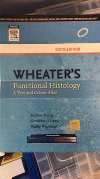 Wheaters functional histology Mississauga, L5W 1H2