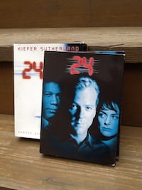 24 - The Complete Season One - 6 DVDs - Kiefer Sutherland - Like New Chicago, 60622