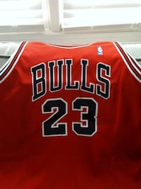 Authentic Mike Michael Jordan Jersey Parkville