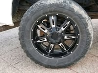 2018 Ford F-350 20inch rims for sale