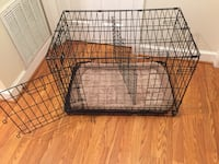 "Collapsible Dog Crate L30""W18""H20"" VIENNA"