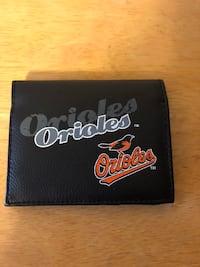 Baltimore Orioles Bifold Wallet - Never Used