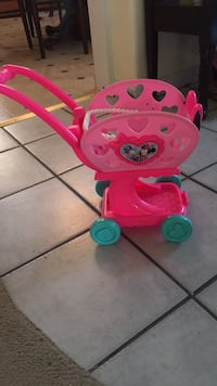 Minnie Mouse grocery cart  Wasco, 93280