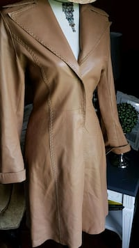 GUESS soft leather coat Kawartha Lakes, L0A
