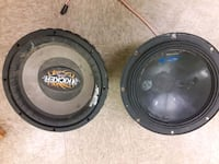 "two 12"" subwoofers Anchorage, 99518"
