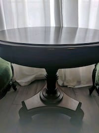 Pedestal side table Stafford Courthouse, 22554