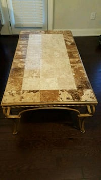 Center Granite table