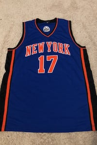 "New York KNICKS ""JEREMY LIN"" JERSEY London, N6G 0L6"