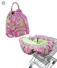 Shopping cart / high chair cover Langley, V2Y 3E6