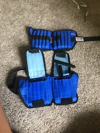 20lb ankle weights Los Angeles, 90046
