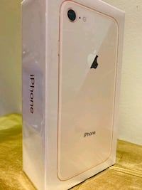 Brand new iphone 8 64 GB (never opened)