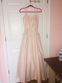 Pretty in Pink Prom Dress from David's Bridal Baltimore, 21209