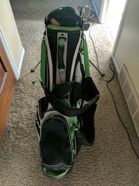 black and green golf bag Kaysville, 84037