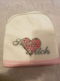 white and pink Juicy Couture leather handbag Irving, 75038