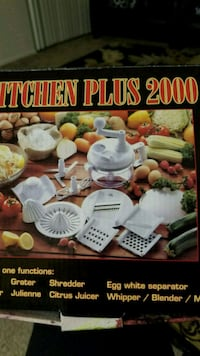 Manual food processor Beaverton, 97006