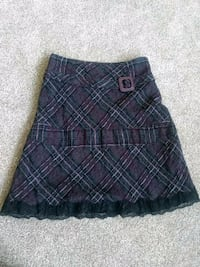 women's black and gray skirt Langley Township, V3A 3K1