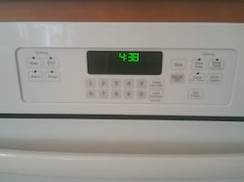 Wall Oven & Gas Range Top for sale