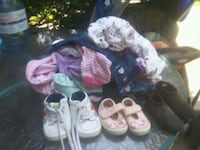 toddler's assorted clothes Campbellford, K0L
