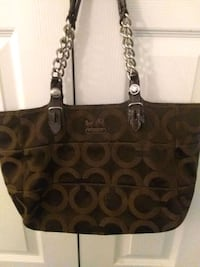 Coach Brown Purse