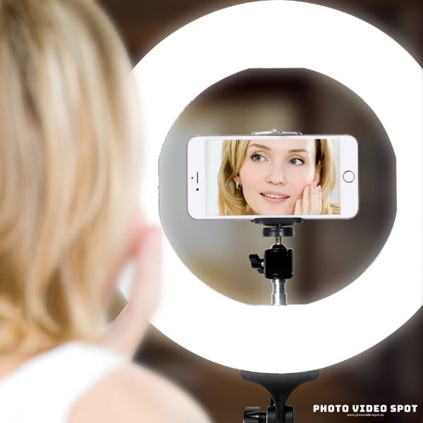 """13"""" Photo Video Diva Beauty Ring Light (BRAND NEW) Shipping Avail 9886f753-2195-4742-a6a5-34ef8012c580"""