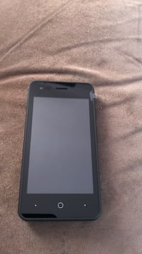 Black android smartphone/ Touchscreen LTE speed Bell Gardens, 90201