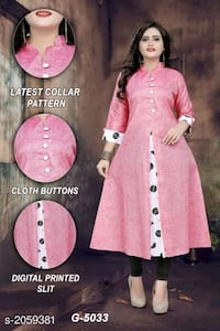 Stylish khadi Cotton kurti  Mumbai