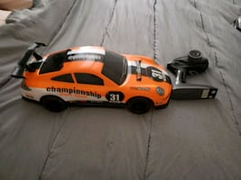 Big remote control car