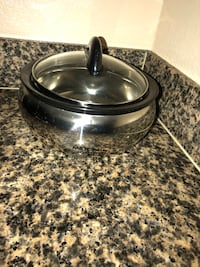Milton thermo steel hot pot with lid Vista, 92081