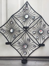 black and white floral wall decor Ashburn, 20148
